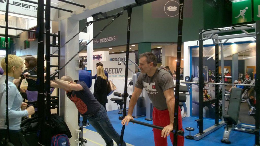 BPJEPS Pro Format 29 ème Salon Mondial Body Fitness Paris 2016 Porte de Versailles