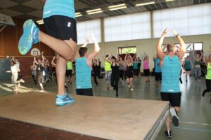 soirée fitness pro format up